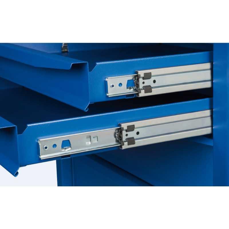 Carro Porta herramientas 176 pzs. 6 cajones Irimo 9066K6FF101