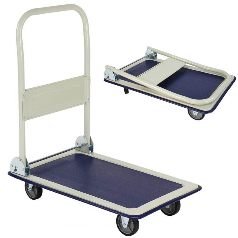 Carro de Carga Plegable 300kg Irimo 9063HT300