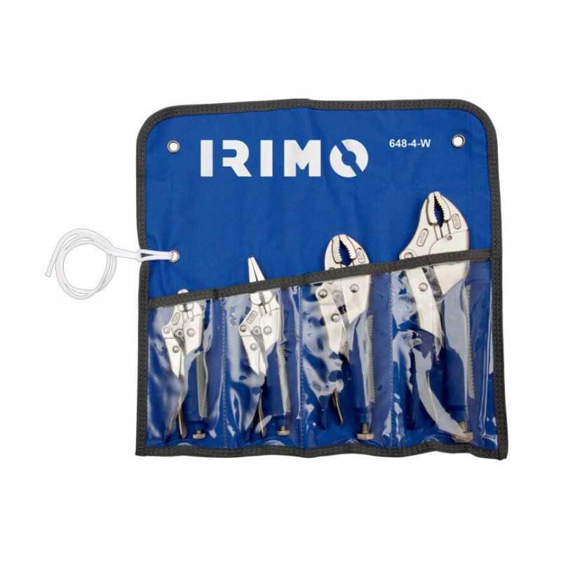 Set Caimanes Mango recubiertos 4 piezas Irimo 648-4-W