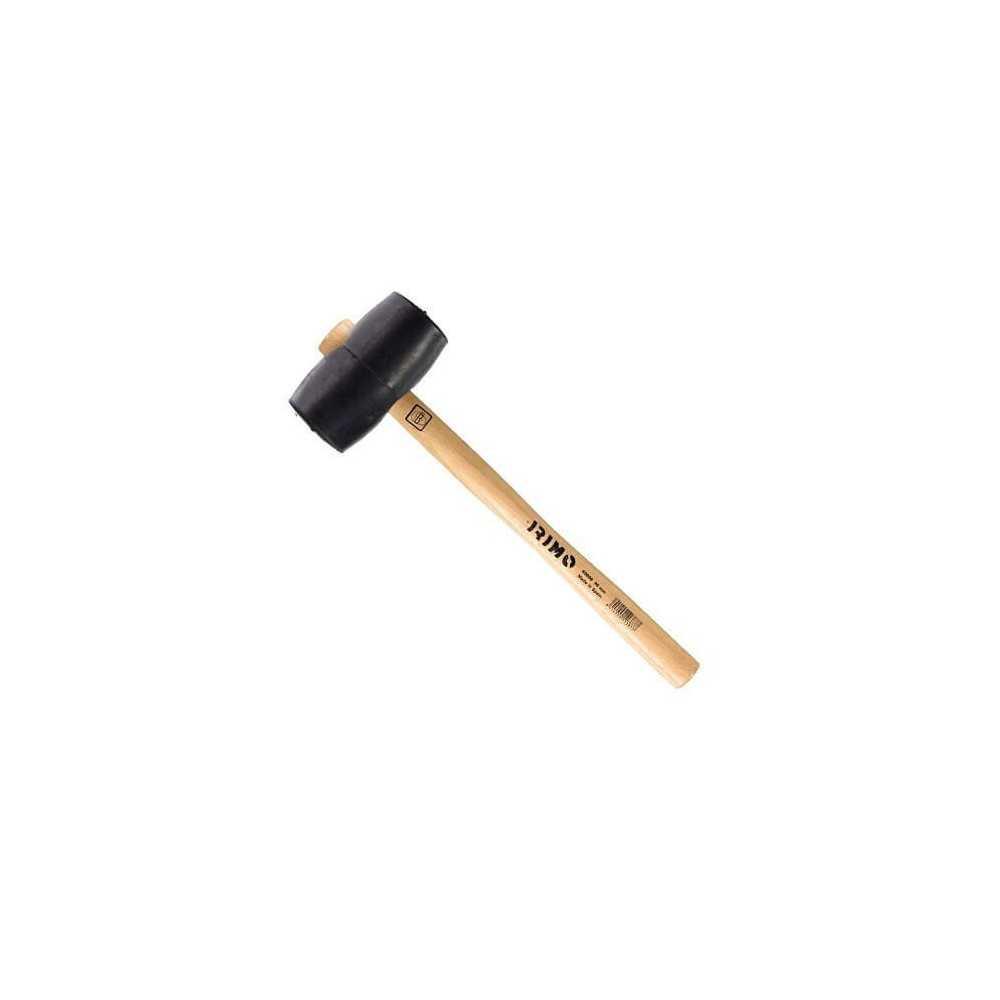 Martillo De Goma Negro 65 mm Irimo 529261