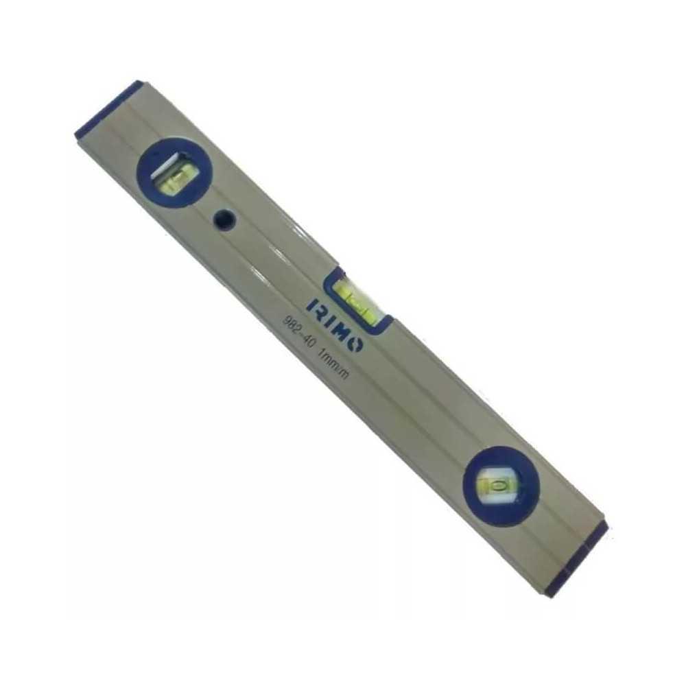 Nivel De Aluminio Profesional 40 CM. Irimo 982-40-1