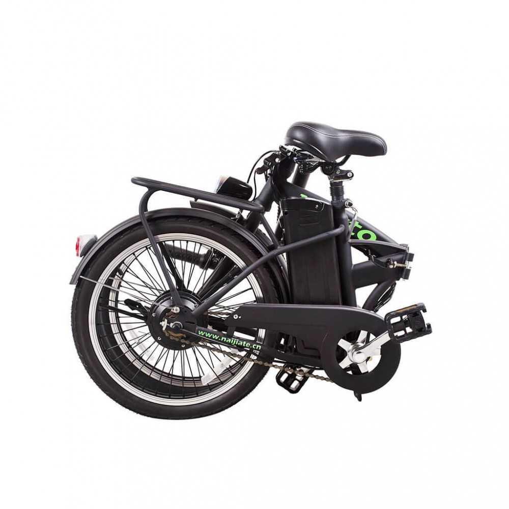 "Bicicleta Eléctrica Fashion Plegable 20"" Nakto 1216000000020"