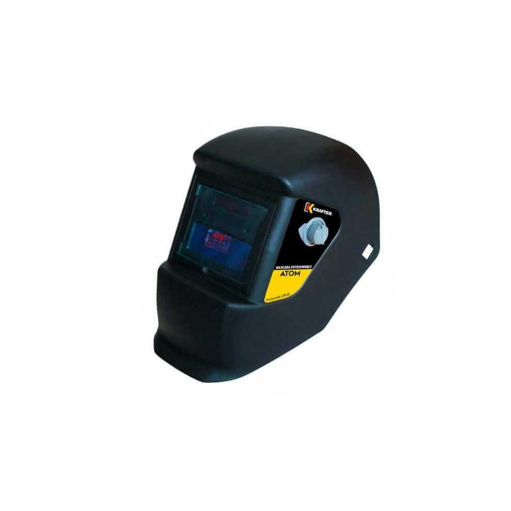 SoldadoraIon Power120 + Mascara Fotosensible Atom Krafter Ion Power 4435000000122-4459000003200