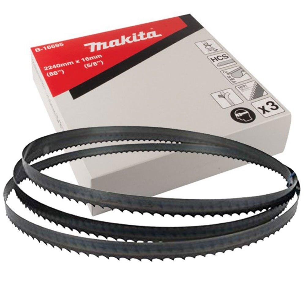 Hoja de Sierra Metales No Ferrosos 14TPI para LB1200F Makita  B-16695