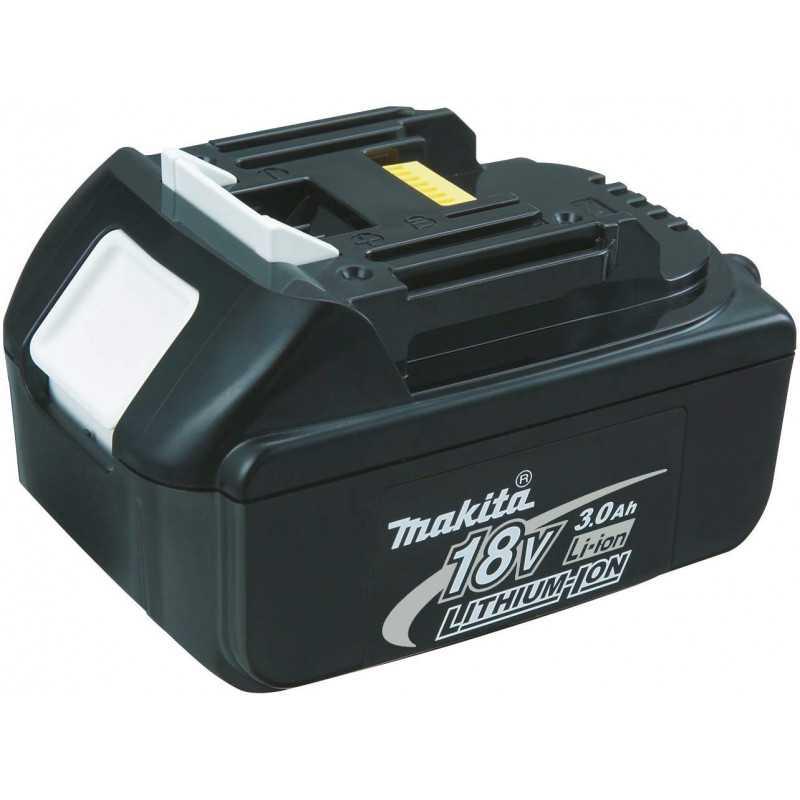 Fumigador Jardin 15 litros / 1 Batería Li-ion 3,0Ah + Cargador Makita BVF154RF