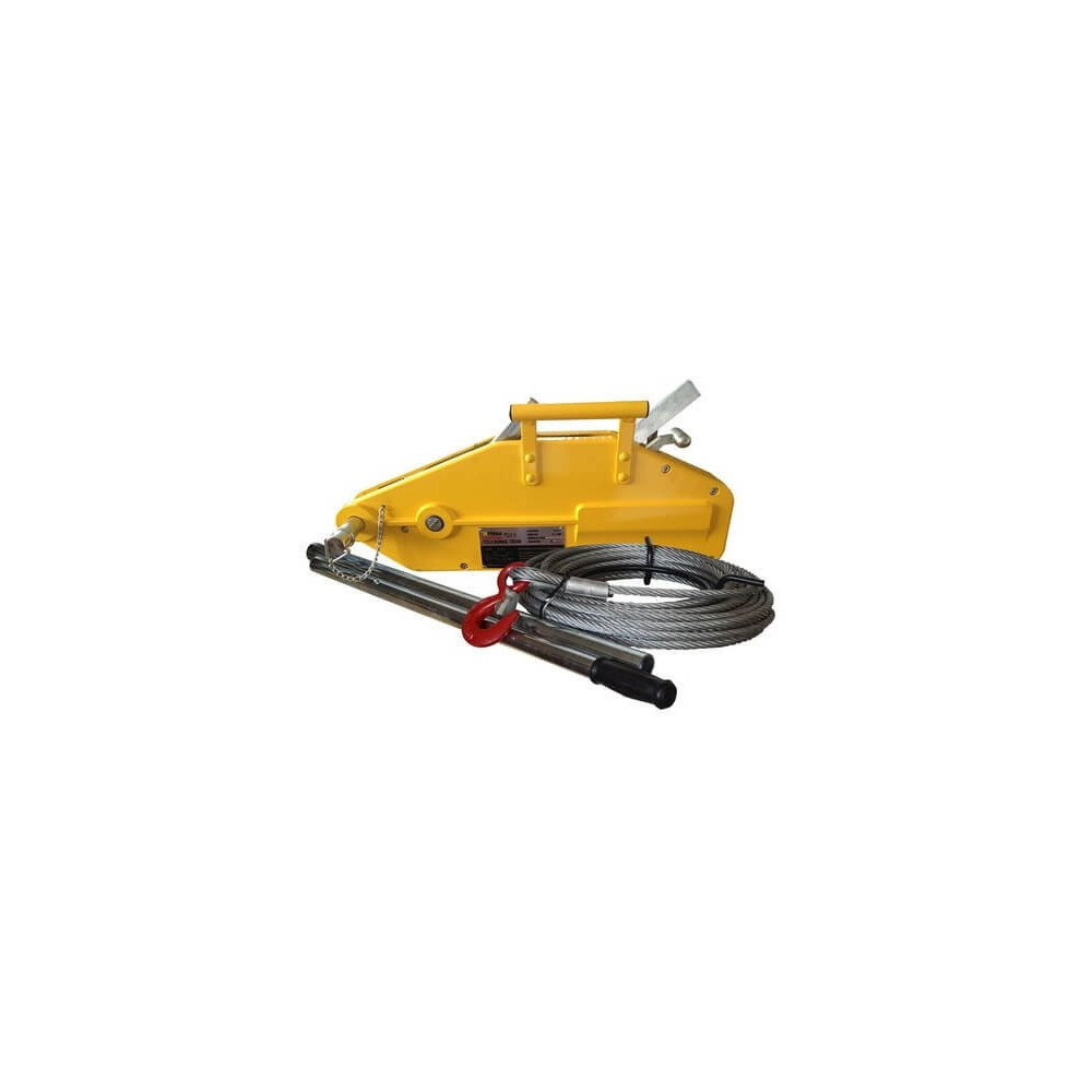 Tecle Tifor / Cabrestante 3.2T 20M MCP 3200 Itaka 181063