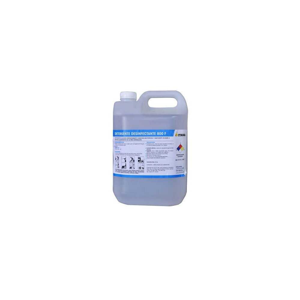 Detergente Desinfectante para Hidrolavadoras 5L LCN 800 F Itaka 974519
