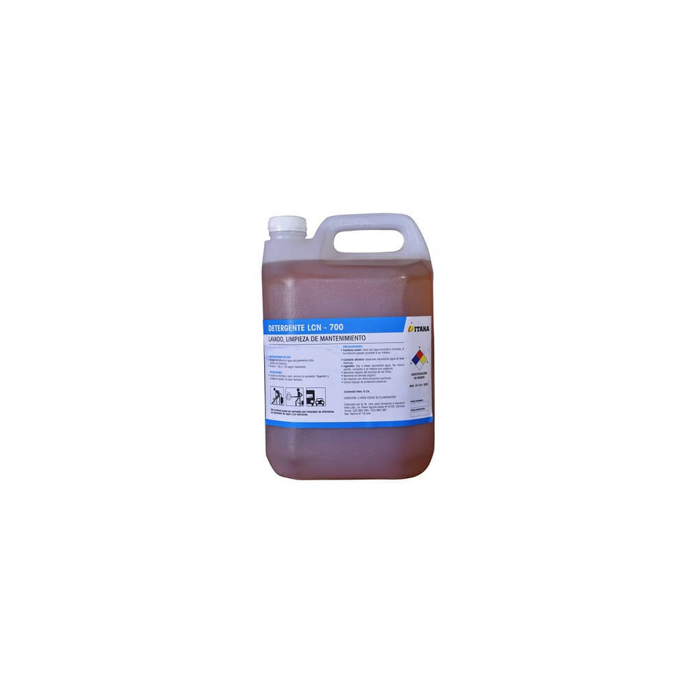 Detergente para Hidrolavadoras LCN 700 Itaka 974517