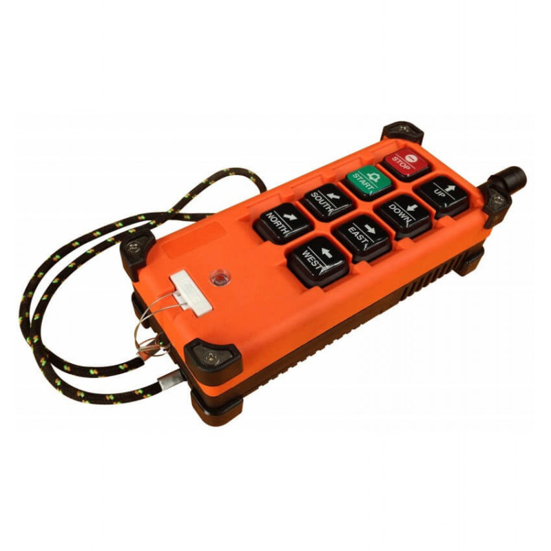 Control Inalámbrico para Tecle Eléctrico F21-E1B Itaka 181050