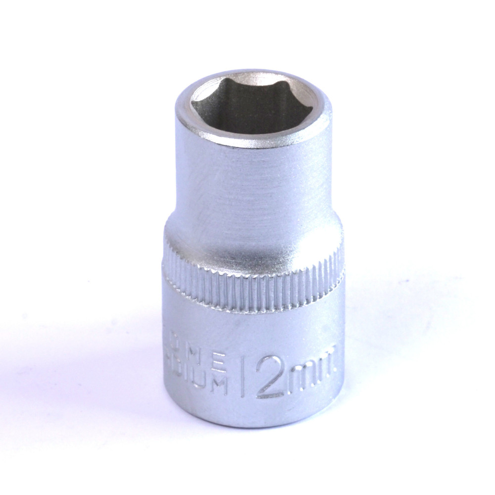"Dado Hexagonal 12 MM Cuadrante 1/2"" Endure DHE1212"