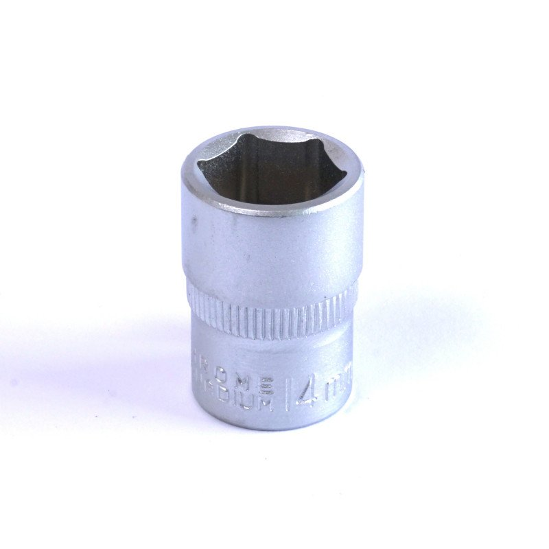"Dado Hexagonal 14 MM Cuadrante 1/2"" Endure DHE1214"