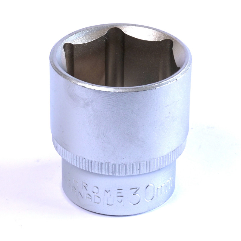 "Dado Hexagonal 30 MM Cuadrante 1/2"" Endure DHE1230"
