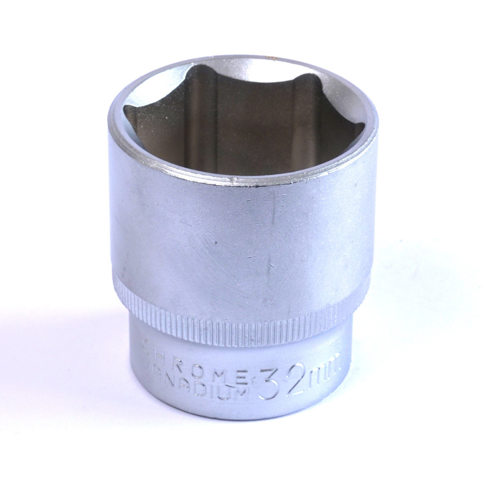 "Dado Hexagonal 32 MM Cuadrante 1/2"" Endure DHE1232"