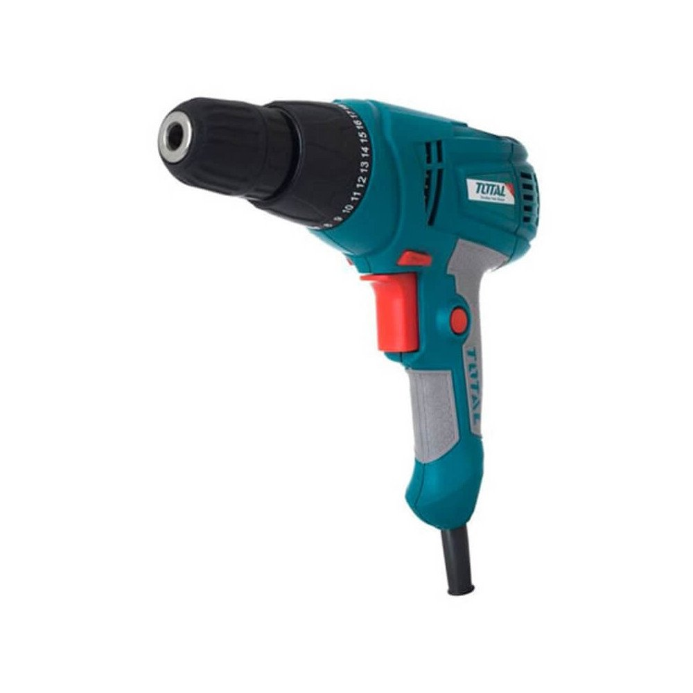 Taladro Atornillador 10mm 280W Total Tools TD502106