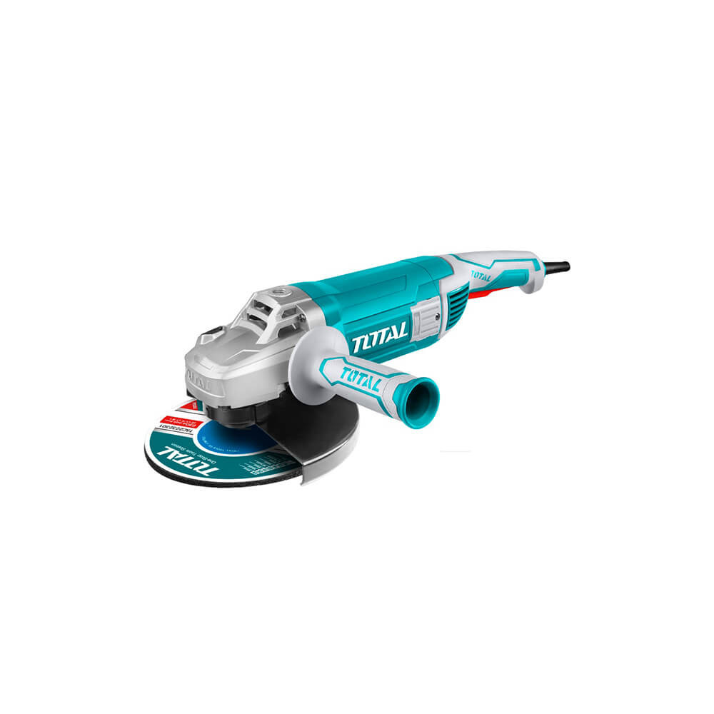 "Esmeril Angular 7"" 2400W Total Tools TG1251806"