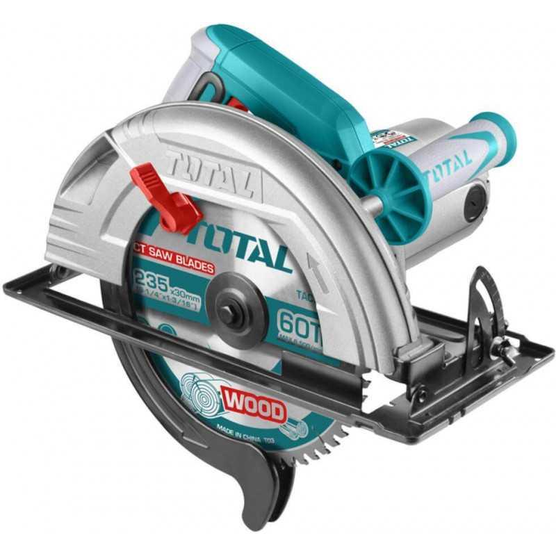 Sierra Circular 235mm 2200W Total Tools TS1222356