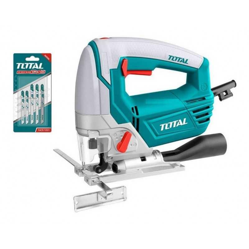 Sierra Caladora 800W Total Tools TS2081356