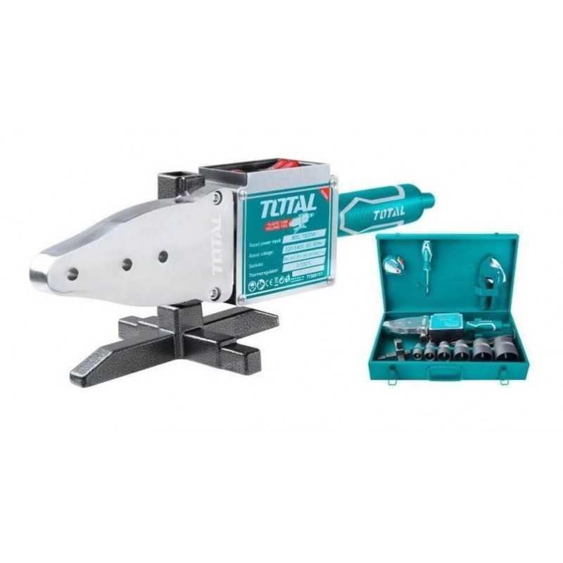 Termofusora 800/1500W Total Tools TT328151