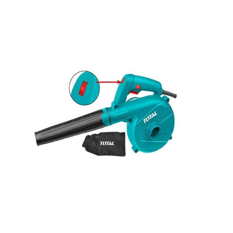 Soplador-Aspirador 600W con Bolsa Total Tools TB2066