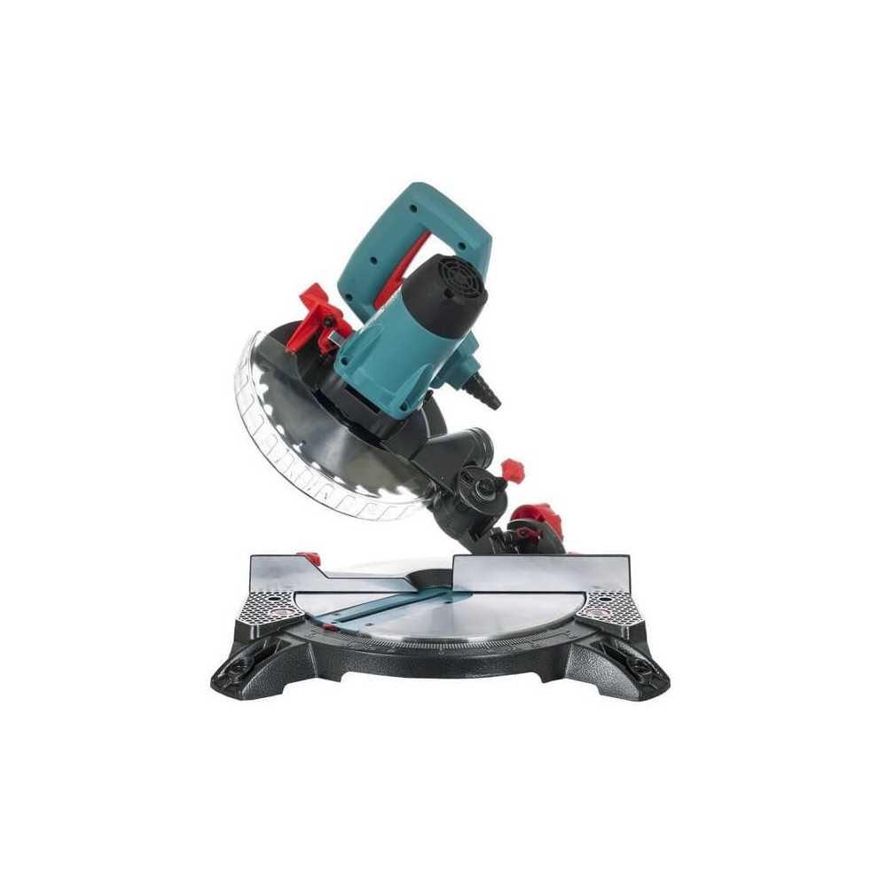 """Sierra Ingleteadora 1400W 8-1/4"""" (210mm) Total Tools TS42142101"""