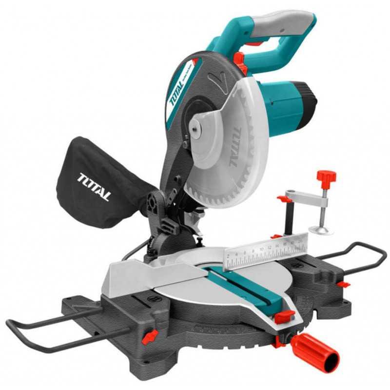 """Sierra Ingleteadora 1800W 10"""" (255mm) Total Tools TS42182552"""