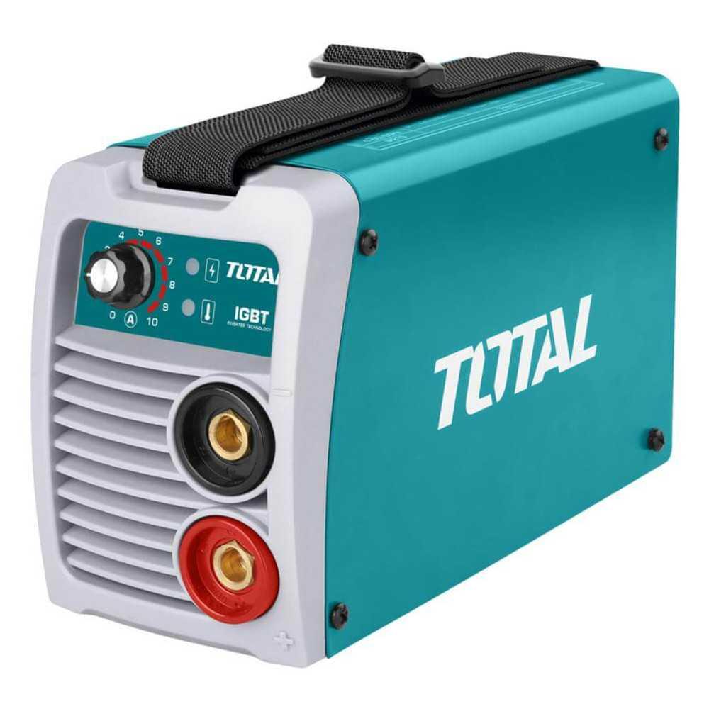 Soldadora Inverter MMA 130A / Ahorro 40% de Consumo Total Tools TW21306
