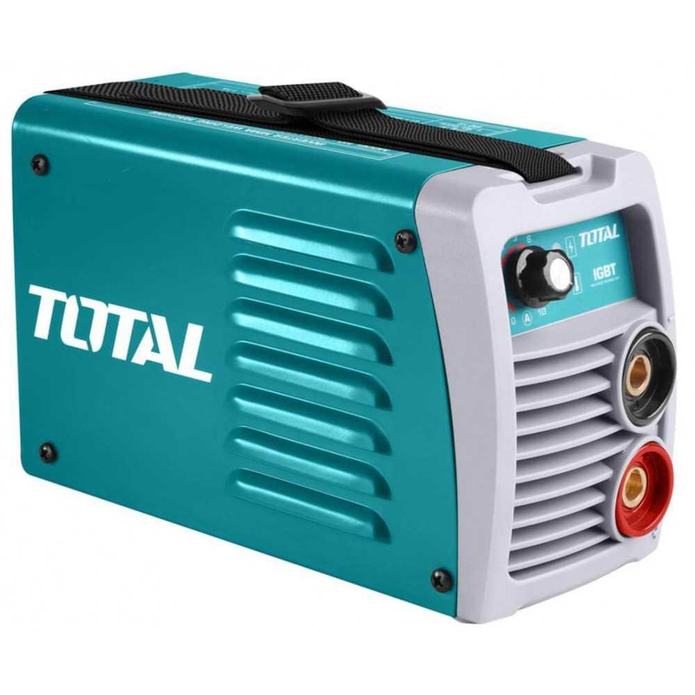 Soldadora Inverter MMA 180A / Ahorro 40% de Consumo Total Tools TW21806