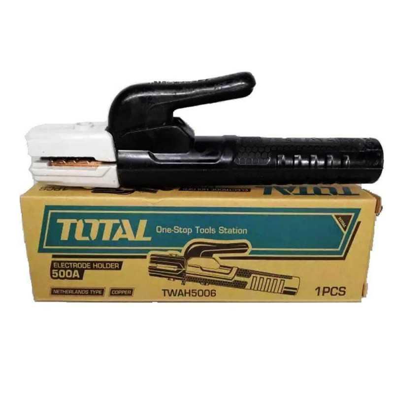 Portaelectrodo Corriente 500A Total Tools TWAH5006