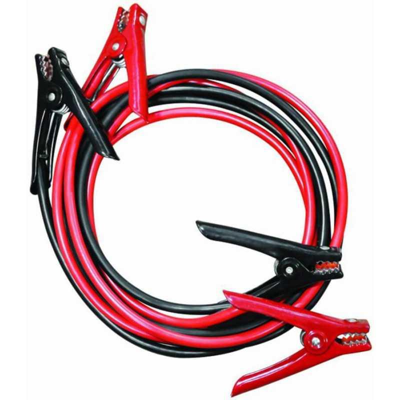 Cables para Hacer Puente 600A 3M Total Tools PBCA16001