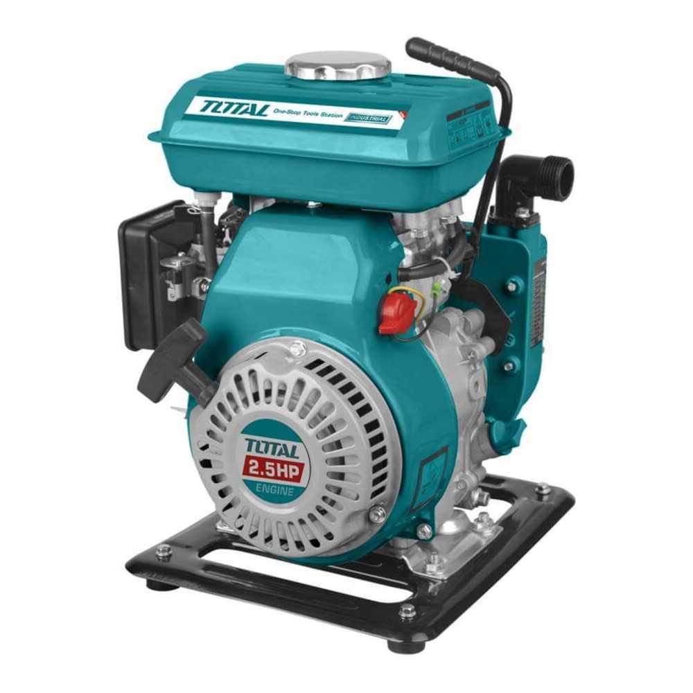 """Motobomba a Gasolina 1""""x1"""" 2.5HP Total Tools TP3101"""