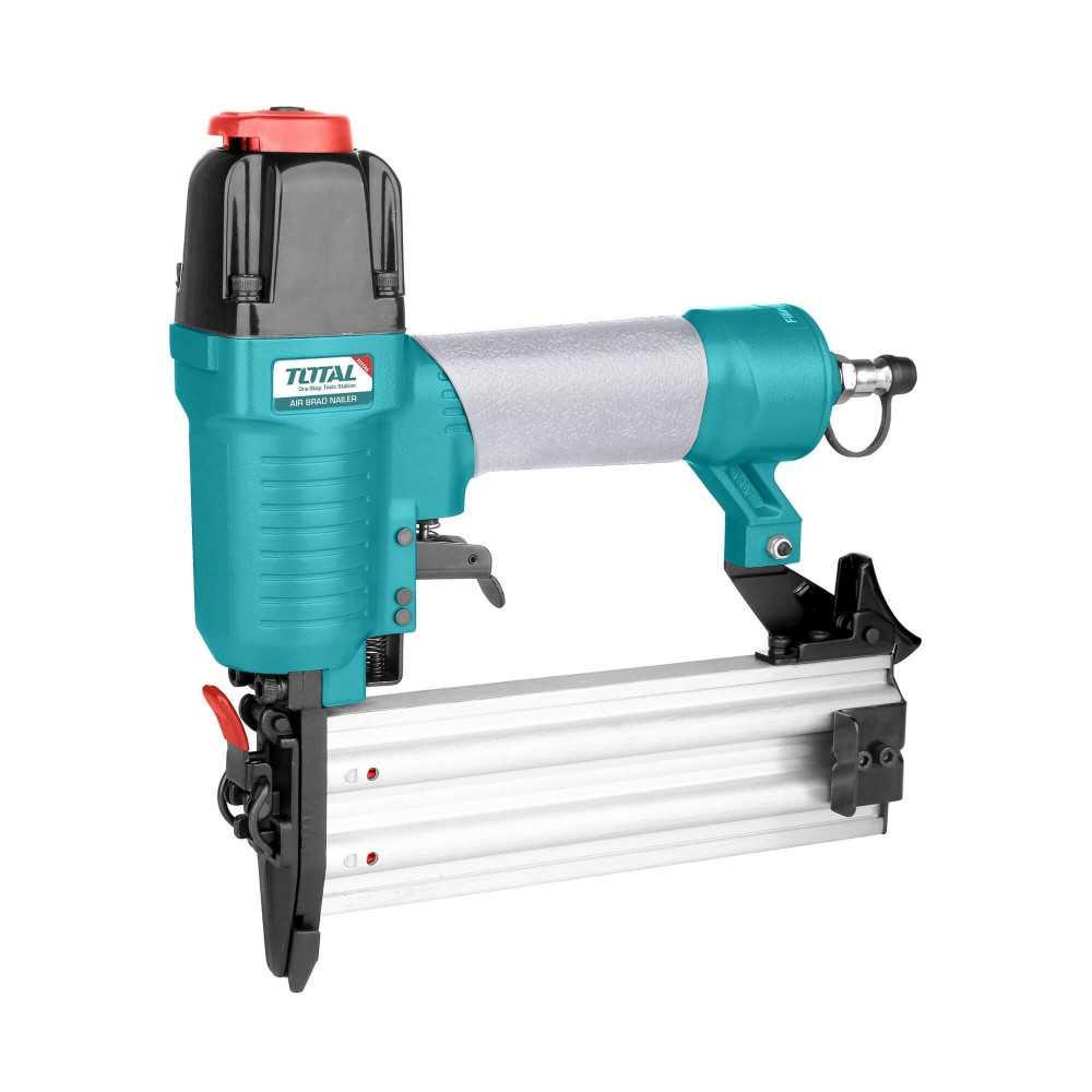 Clavadora Neumática Tamaño clavo 15-50MM + 1000 Clavos Total Tools TAT83501