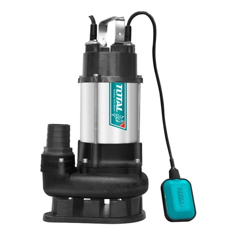 "Bomba Sumergible para Aguas Residuales 2"" 1HP Total Tools TWP77501"