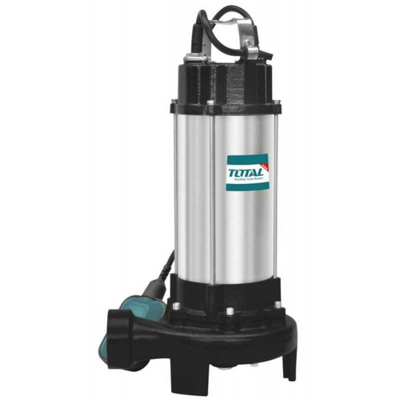 "Bomba Sumergible para Aguas Residuales 2"" 2HP Total Tools TWP715001"