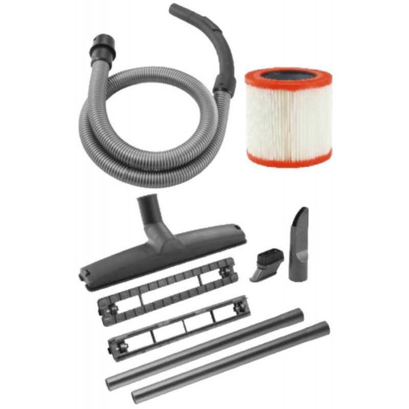 Aspiradora Industrial Seco-Líquido 1400W 30L Total Tools TVC14301