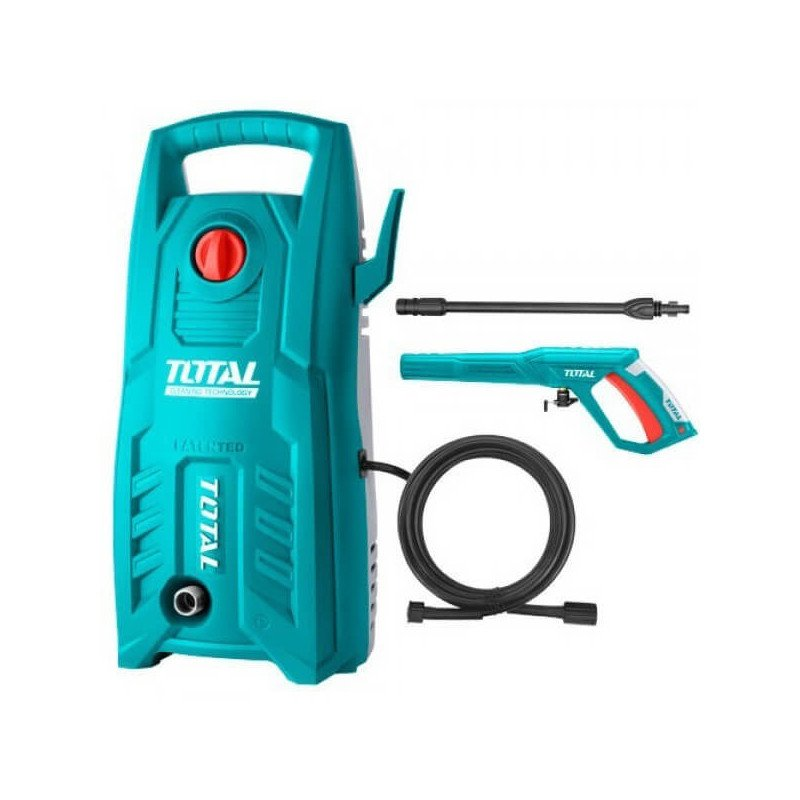 Hidrolavadora 1400W 130BAR Total Tools TGT11316