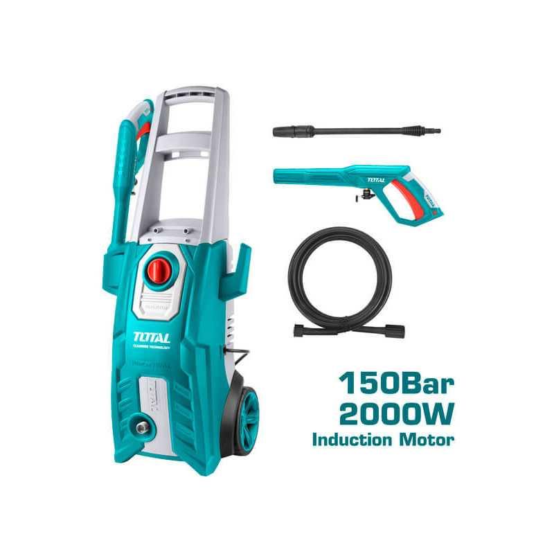 Hidrolavadora 2000W 150BAR Total Tools TGT11226