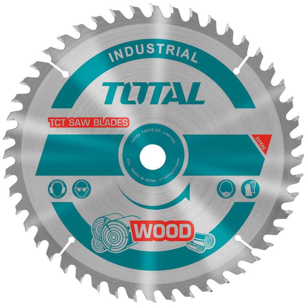 """Disco Sierra 12"""" 60 Dientes Total Tools TAC231923"""