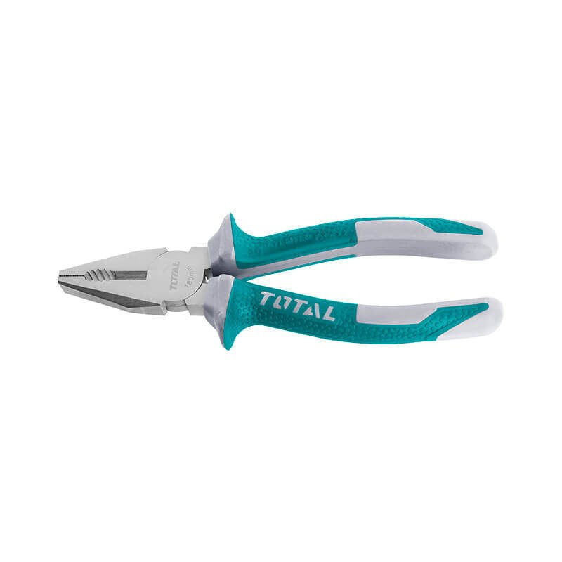 "Alicate Universal 8"" Total Tools THT110806P"
