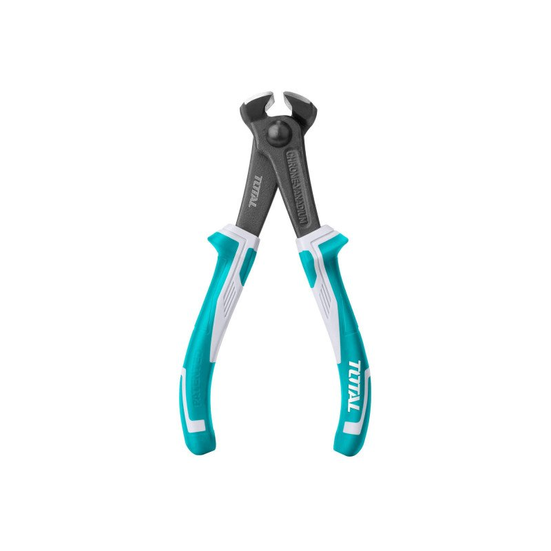 "Alicate de Corte Frontal 6"" Industrial Total Tools THT260606"