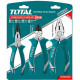 Set de Alicates 3 Unidades Total Tools THT2K0301