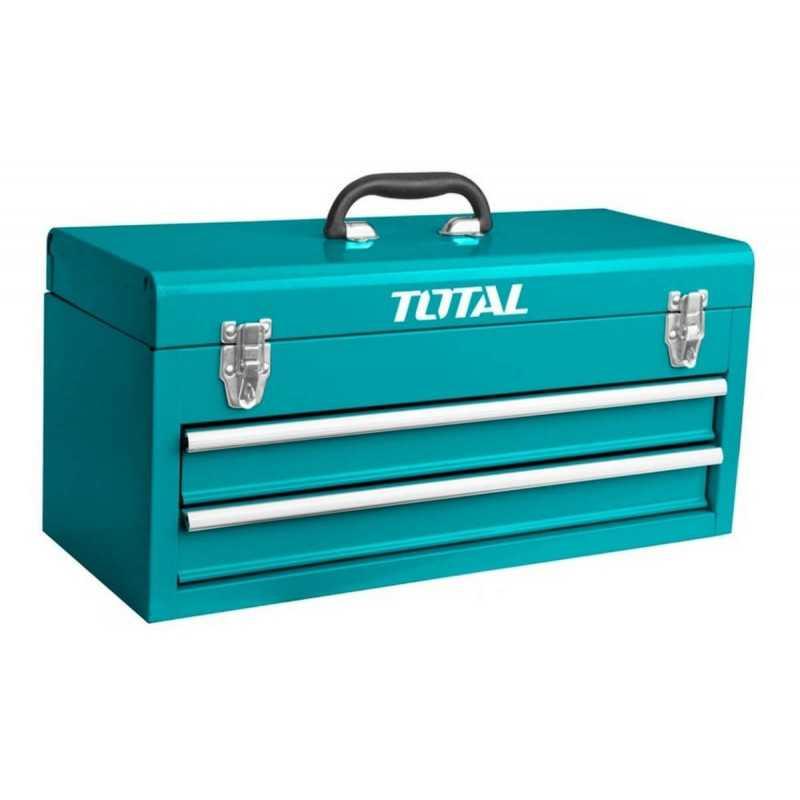 Caja de herramientas 97 piezas Total Tools THPTCS70971