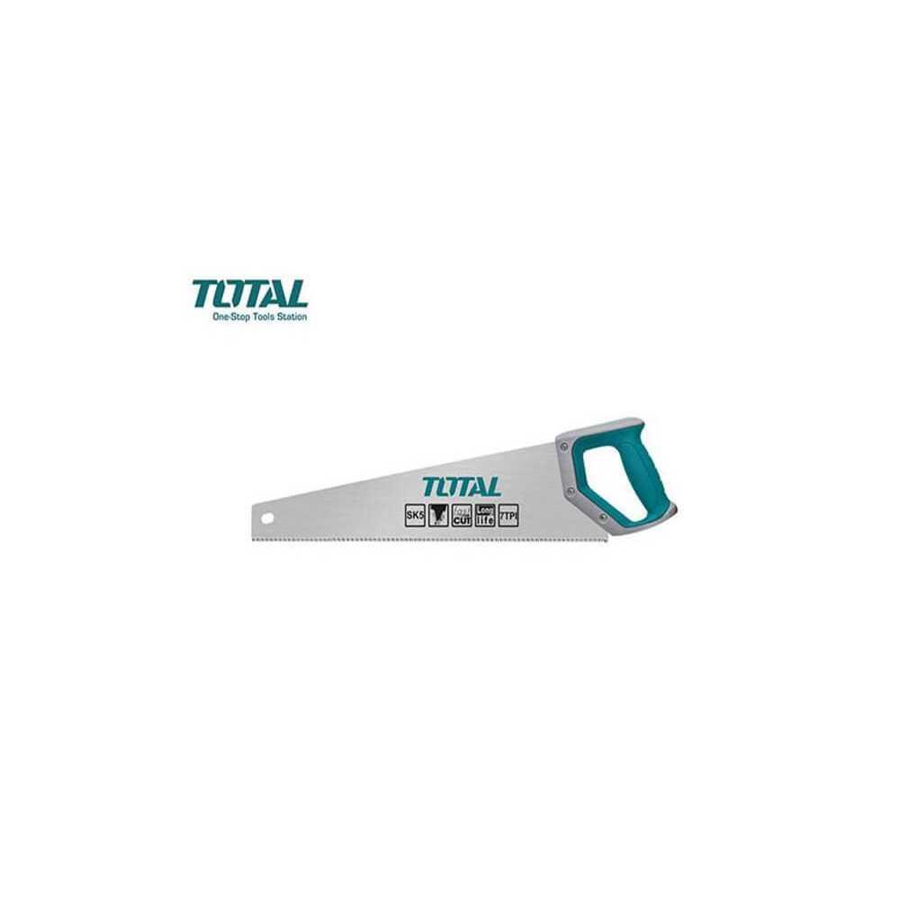 """Serrucho 16"""" Mango De Fibra Total Tools THT55166D"""