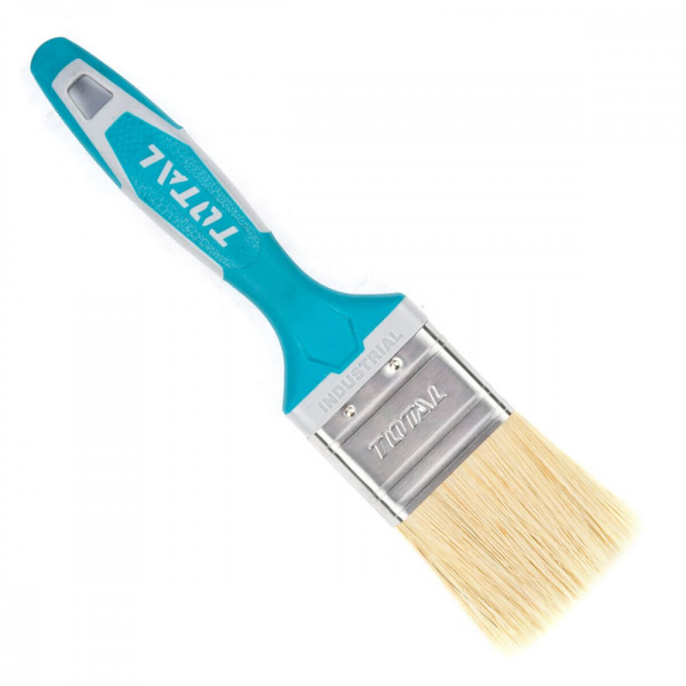 """Brocha 2"""" Mango De Plástico Recubierto Total Tools THT84026"""
