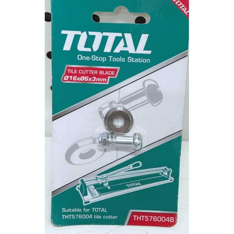 Cuchilla de Corte Cerámica 16 mm Total Tools THT576004B