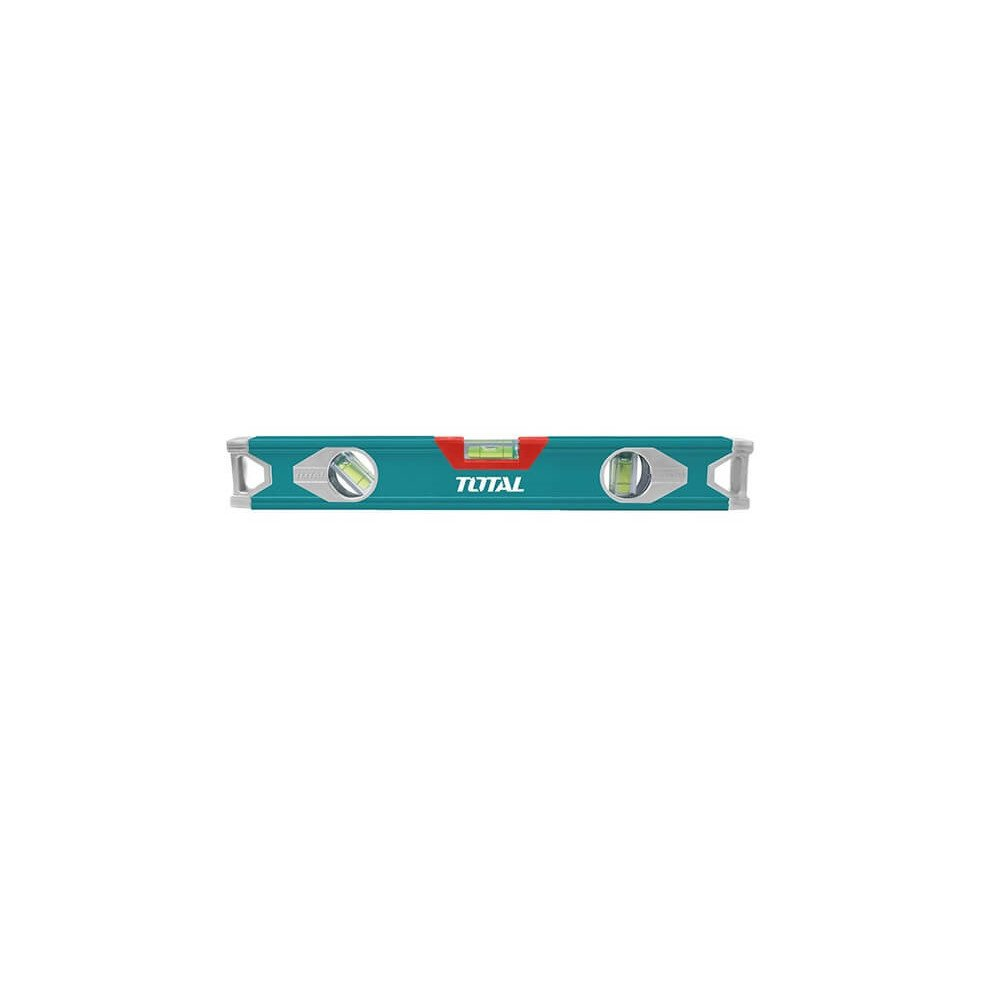 Nivel De Aluminio 3 Aguas 80 CM Total Tools TMT28016