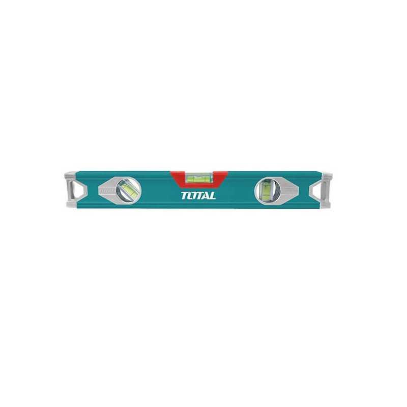 Nivel De Aluminio 3 Aguas 150 CM Industrial Total Tools TMT21506