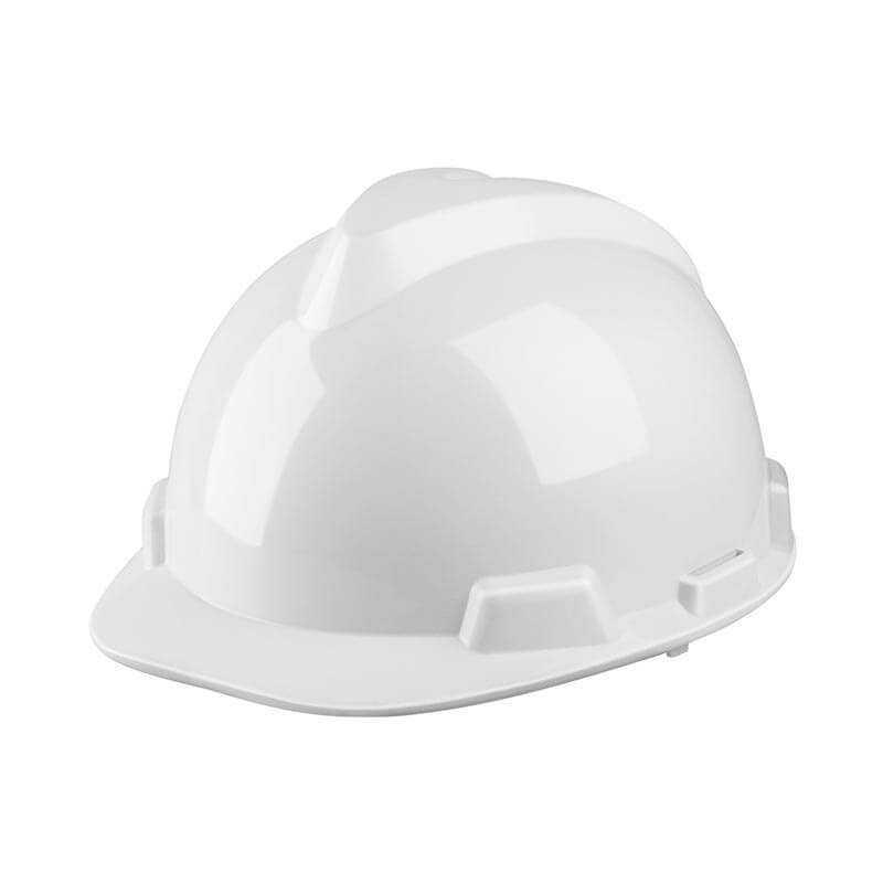 Casco de Seguridad Plástico Color Blanco Total Tools TSP609