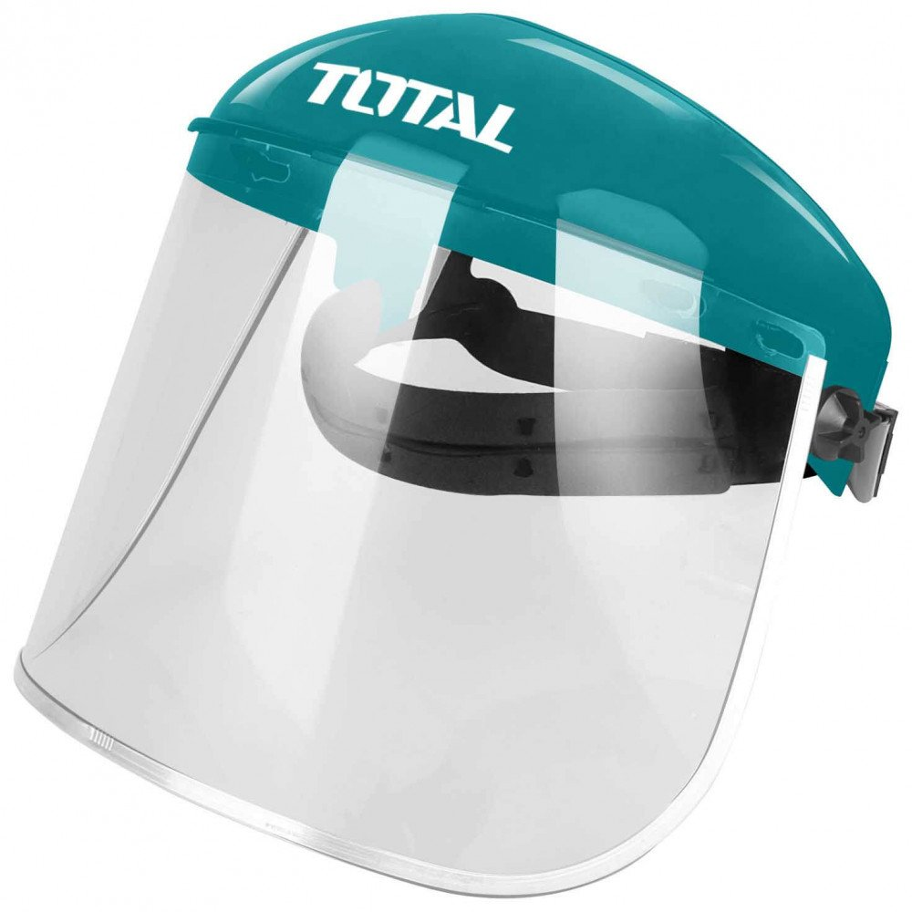 Careta Facial Resistente A Los Impactos Total Tools TSP610