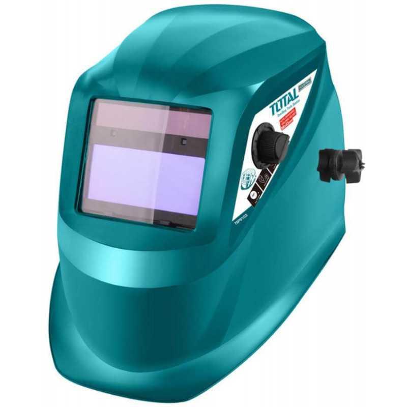 Máscara para soldar Fotosensible Total Tools TSP9103