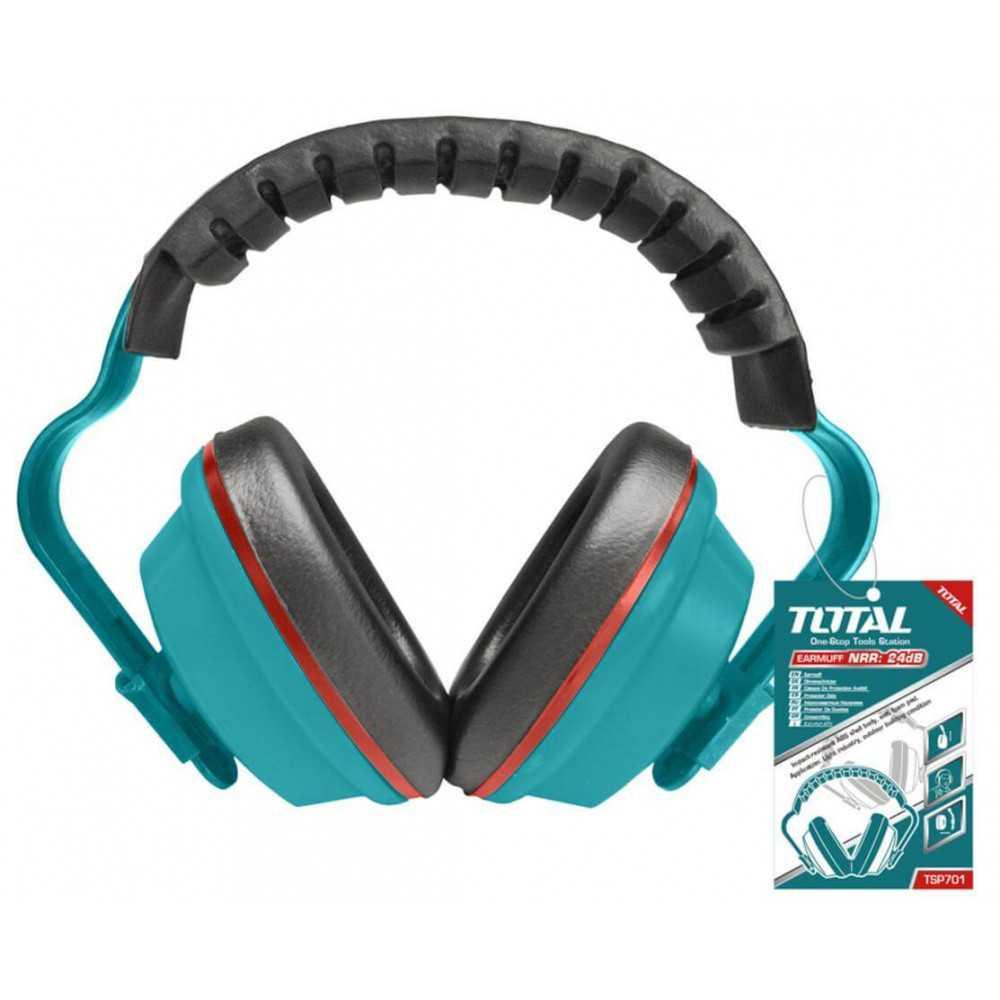Audífonos Auditivos Antiruido Total Tools TSP701